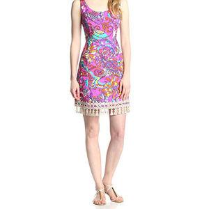 2 Lilly Pulitzer Women's Eaton Sheath Dress